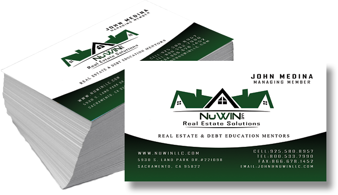 Business Card Design in Nashville