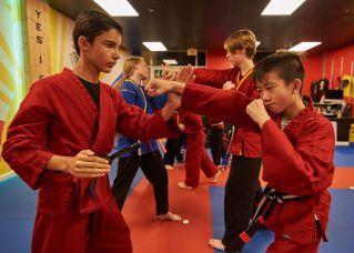 Teen Martial Arts Classes